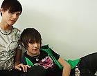 "Andrew takes Dakotas 7"" dick wet gay boys at Homo EMO!"