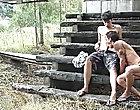 Deep in himself, suddenly he felt a confidence gay outdoor nudist camp