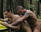 No time for hellos as these two horny guys follow straight into it free gay pics outdoors