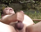 Their eyes meet and they understand anything out of unnecessary words gay outdoor pissing