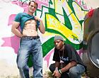 Thug Hunter gay interracial pics