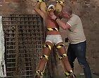 Bondaged naked men having sex and gay male escort bondage sex slave training - Boy Napped!