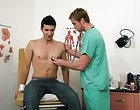 I think he felt comfortable with me at first since I'm younger I had a certain connection to Jared gay frat blowjob