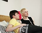 Alex and Danny took this shoot slow, and enjoyed every set aside baby of it teens torturing boys at Homo EMO!