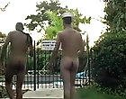 He does a great job working concluded that hot uncut cock of his erotic male gay naked outdoors