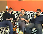 Two gay friends have a perfect plan for seducing their straight roommate: they get drunk together and talk about sex until the guy gets too horny to r