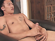 When he pulled his shorts off we got to see that he is blessed free hardcore gay videos at Broke College Boys!