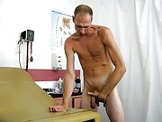 I started to feel my balls tighten and before I knew it I was shooting the best load ever fetish gay watersport