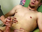 It doesn't take Eddie long to make cum explode out of Sean's hard cock guys masturbating videos