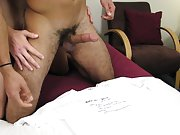 Pissing after a gay blowjob and free blowjob and drinking cum movies at Straight Rent Boys