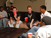 What happens when upper classmen invite freshmen to their parties gay interracial porn vidoes