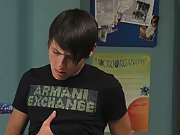 It's damn good twink sex too europe gay twink actors at Teach Twinks