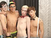 Gay latin twinks xxx and older mature beautiful cut cock photos