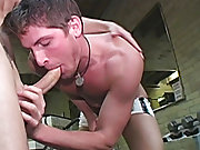 David found himself on his knees with Jarrin's cock in his enunciate gay deep blowjobs