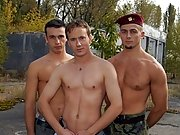 The gay cock licking brouhaha is great and will keep you captivated naked men military showers