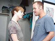 Young boy fuck old gay and gorgeous young gay white men at I'm Your Boy Toy