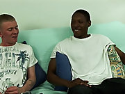 Old and young gay interracial pics and gay interracial bondage videos