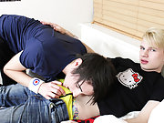 Gay boy play street galleries and emo gay boys riding each other at Homo EMO!