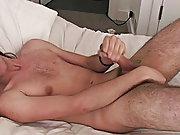 Kristian has a nice thick 8 inch dick boy man sex masturbation ga at Homo EMO!