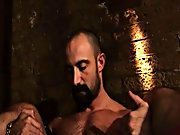 Butch obediently looks after his cock with his hot mouth and then has his butt munched on by our hairy daddy free gay bear sex sites at Alpha Male Fuc