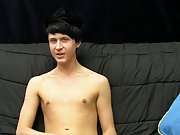 Chad is a big dicked twink who's ready and rearing to start showing off for the camera gay masturbation at Boy Crush!