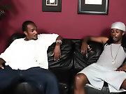 Big dick black gay men and gay black anal