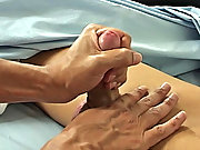 You can bring how turned on his is by the course he looks at me without hesitating anterior to I pull his briefs all the way off hot masturbating guys