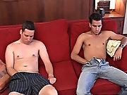 Kneeling over AJ, Ben stroked his cock using a twist of the wrist gay hairy latin men havin