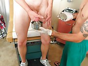 Beach boys twinks and young boys getting naked at doctors