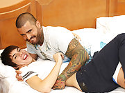 Kyler Moss is a lad who can take one hell of a pounding--and LOVE it gay huge anal at I'm Your Boy Toy