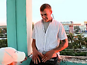 Just another successful day in Miami men licking pussy outdoors