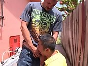 in this weeks out in public update were out chilling with the home guy and were in the mean streets of hialeah asian sex gay