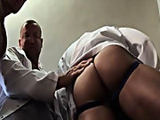Deep ass eating and hardcore fucking, each guy gets his fill of pulsating dick and twitching asshole gay hunk cock at Alpha Male Fuckers