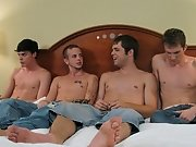 Shane was so enthusiastic about giving Mike head, he even bumped into the camera while Josh had Diesal moaning for more in only a moment or two nude g