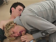 Once Jake was rock hard Clive climbed up on top of him and slid his dick down Jakes throat gay boy twink boi sex movie