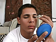 He quite succeeds in it - his make-up is perfect male masturbation movi