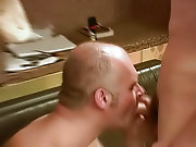 Watch the old man cover this tight young male body with his kisses and then fill his hungry mouth with a healthy doze of hot twink cock meat mature me