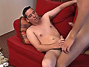 As soon as they got to my room, I had them both take a establish on the couch, before I explained why there were there gay latin cock