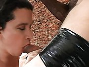 Strong hardcore actions with uniform gay fetish dating