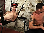 Uh oh, big wheel has gotten in trouble with the law and his chastising is some hardcore first time gay sex male strap on fetish