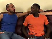 Gay interracial moving pic and interracial gay kissing and fucking bareback
