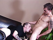 It was obvious from Anthony's expression that he was loving the feel of a knob in his ass gay chocolate twinks