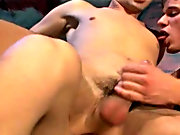 From cock sucking to ass licking, they can't get ample supply of each other gay porn group sex xxx
