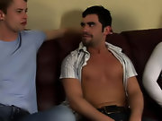 His first huge cock group gay anal sex