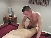 The buds finish with Luke getting showered with CuM amateur male models wante
