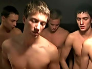 Some of these lads are really hung, but Michael takes every inch of thos ebig cocks  a man big cock bareback gay